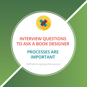 Interview Questions to Ask a Book Designer