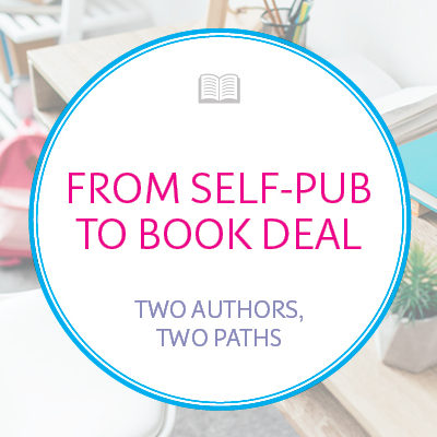 From Self-Publisher to Book Deal