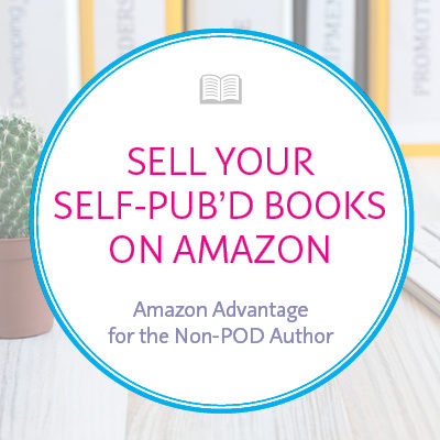 How to Sell Your Non-Print-On-Demand Self-Published Book through Amazon Advantage